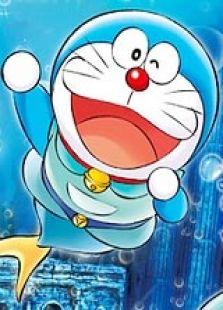 哆啦A梦2010剧场版 大雄的人鱼大海战 国语版