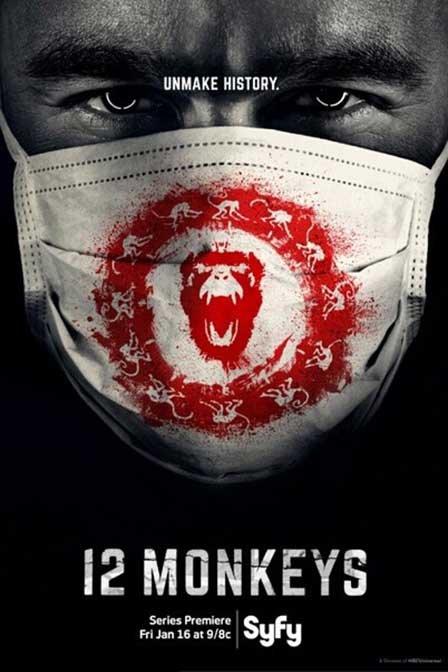 12只猴子/十二猴子第一季