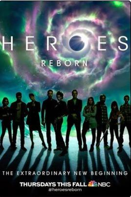 英雄重生第一季