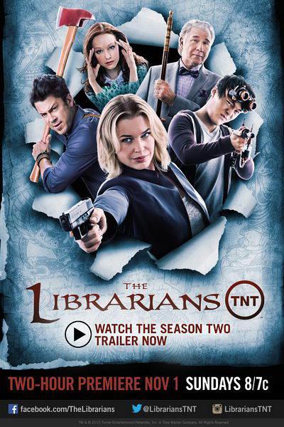 图书馆员第二季