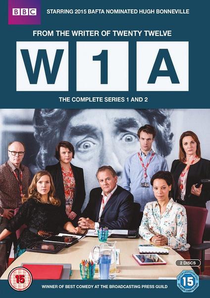 W1A 第一季
