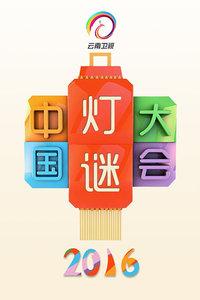 中国灯谜大会 2016