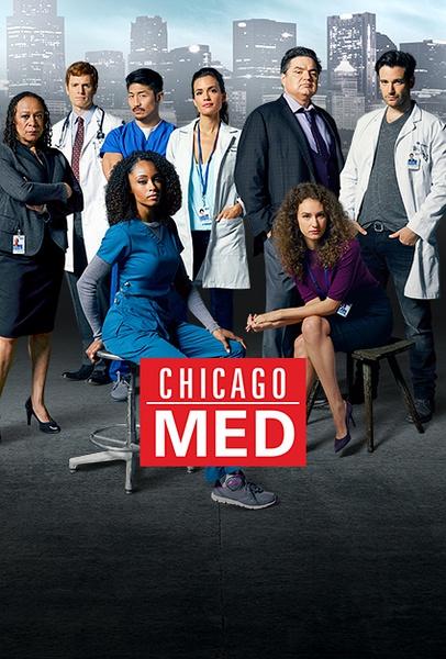 芝加哥急救芝加哥医院第一季