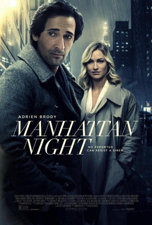 曼哈顿夜曲/曼哈顿夜景
