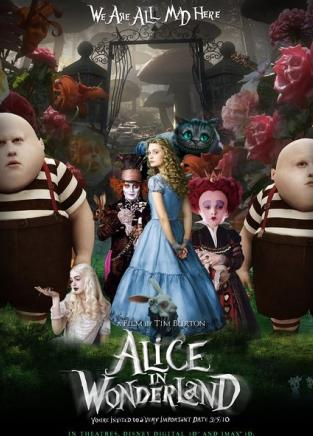 爱丽丝梦游仙境2